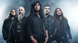 "ANTHRAX Pulls Back The Curtain On The Persistence Of Time Album And Touring Cycle With Six-Episode Video Series; Episode One: ""Dali"" Now Streaming"