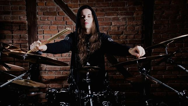 "HATE Announce New Drummer DANIEL ""NAR-SIL"" RUTKOWSKI; Playthrough Video Streaming"