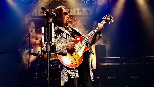 ACE FREHLEY Schedules Ohio Date In August
