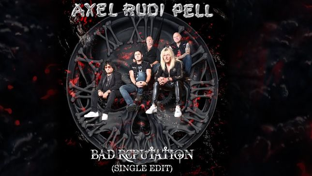 """AXEL RUDI PELL Releases """"Bad Reputation"""" Single; Music Video Streaming"""