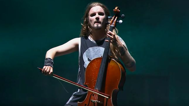 """APOCALYPTICA Performs METALLICA's """"Orion"""" At Hellfest 2017; HQ Video"""