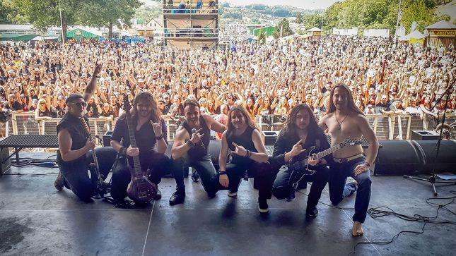 Austria's DRAGONY Signs Worldwide Deal With Napalm Records