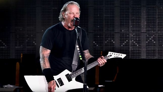 Report: METALLICA's Yorkshire Catering Company Helping To Feed Vulnerable Communities