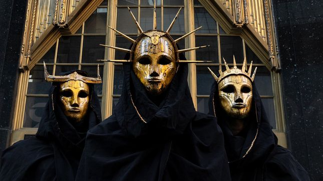 "IMPERIAL TRIUMPHANT Debut ""Excelsior"" Music Video"