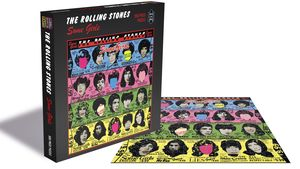 THE ROLLING STONES - Official Jigsaw Puzzles To Arrive In September