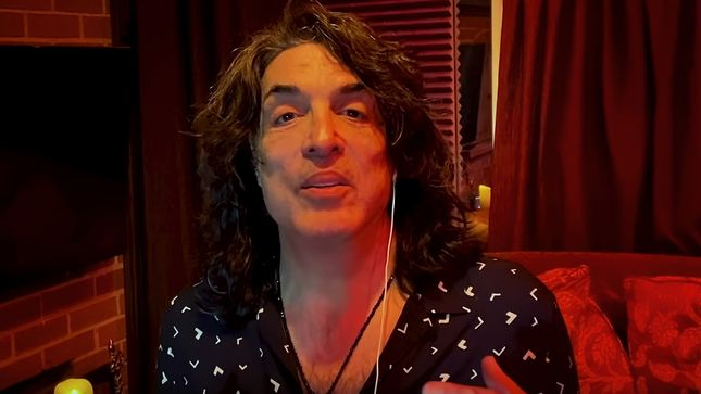 KISS Frontman PAUL STANLEY Guests On Live From Nerdville With JOE BONAMASSA, Looks Back On Making Of WICKED LESTER Album (Video)