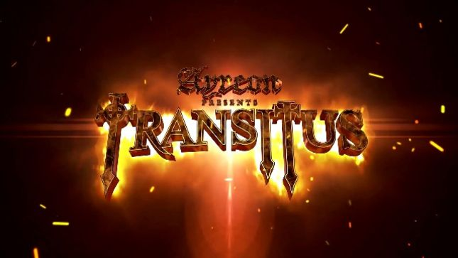 AYREON - Transitus DVD Behind-The-Scenes Clip Posted: Trumpet And Trombone
