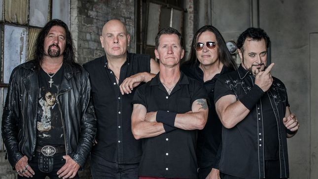 METAL CHURCH To Release Classic Live Album In Europe This October