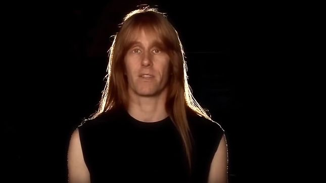 Former MANOWAR Guitarist KARL LOGAN Faces At Least 25 Years In Jail After Admitting To Downloading And Keeping Child Pornography