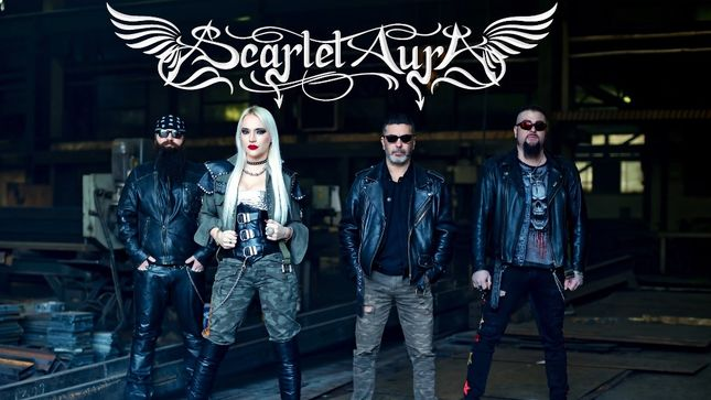 SCARLET AURA Signs Global Digital Distribution Deal With Universal Music