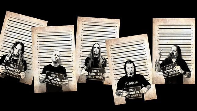 "ONSLAUGHT Release ""Religiousuicide"" Guitar Playthrough Video"