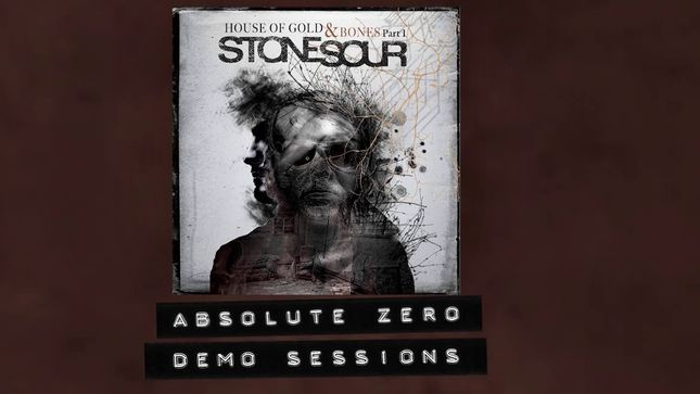 STONE SOUR Streaming Demo Recording Of