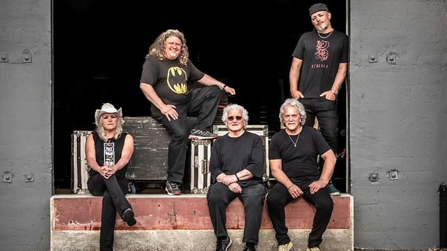 "JEFFERSON STARSHIP - Mother Of The Sun EP To Arrive In August; ""It's About Time"" Music Video Streaming"