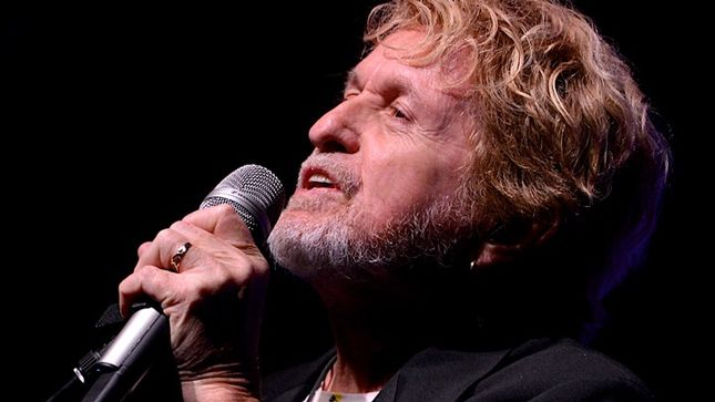 "JON ANDERSON Hopes For Full YES Reunion - ""God, It Would Be A Fun-Filled Tour"""