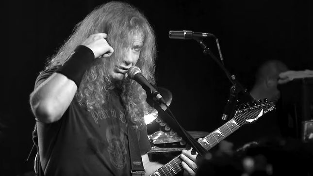 "VIC AND THE RATTLEHEADS aka MEGADETH Perform ""Sweating Bullets"" At Secret Show In 2016; Official Video Streaming"