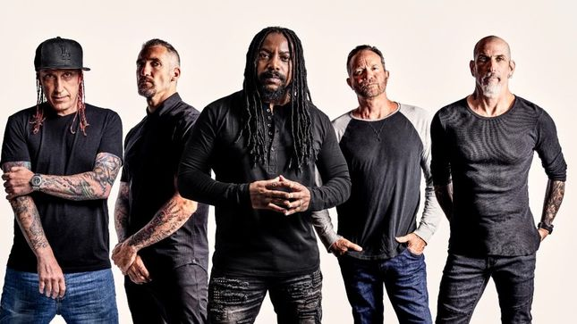 SEVENDUST - Blood & Stone Album To Be Released In October
