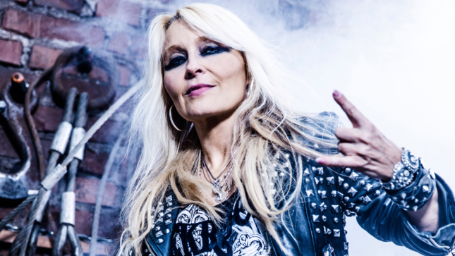"DORO Releases New Physical Single ""Brickwall""; Now Available As 7'' Vinyl In Three Colors"