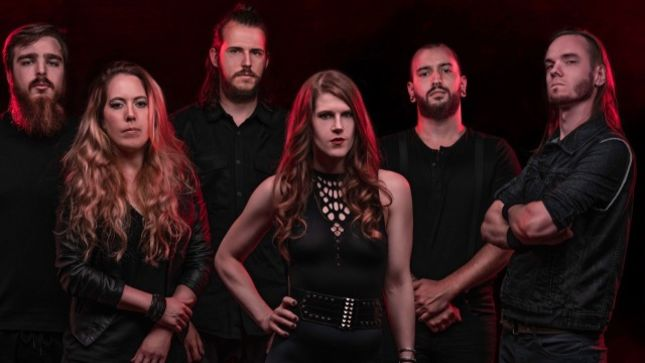KARKAOS Featuring KITTIE Vocalist MORGAN LANDER Offering New Merch To Help Finance Next Album