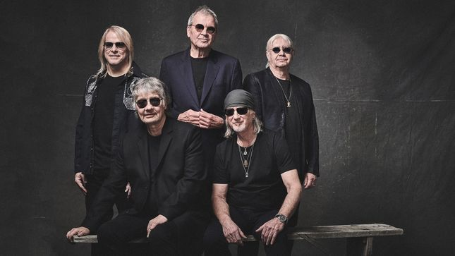 "DEEP PURPLE Bassist ROGER GLOVER - ""Every Album Is Potentially Our Last Album"""