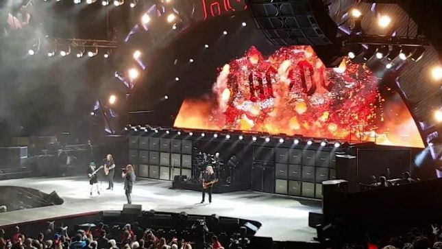 AC/DC - Multi-Cam Video Of Entire Final Rock Or Bust World Tour Show With AXL ROSE Available