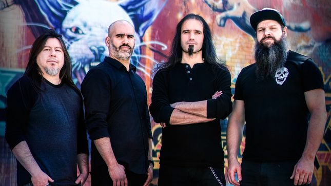 "ANONYMUS Reunites With Band Founder MARCO CALLIARI For Video Performance Of ""Tierra"" Off La Bestia"