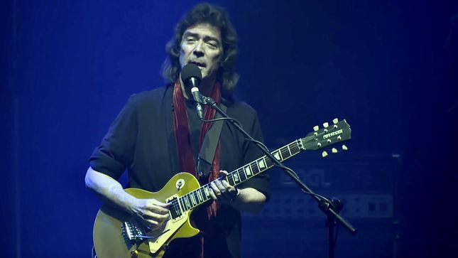 "STEVE HACKETT Premiers ""Under The Eye Of The Sun"" Video From Upcoming Selling England By The Pound & Spectral Mornings: Live At Hammersmith Release"