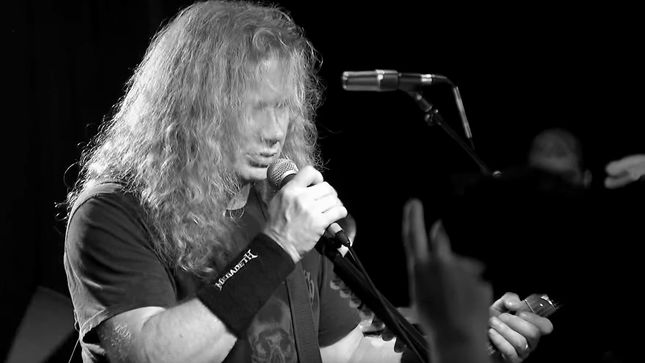 """VIC AND THE RATTLEHEADS aka MEGADETH Perform """"Symphony Of Destruction"""" At Secret Show In 2016; Official Video Streaming"""