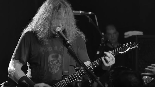 VIC AND THE RATTLEHEADS aka MEGADETH Perform