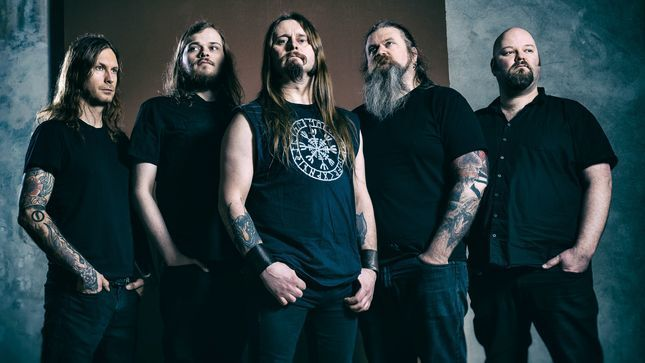 """ENSLAVED Release New Single / Video """"Urjotun"""" - """"Our Mutual Love For Bands Like TANGERINE DREAM And KRAFTWERK Finally Fully Ascended In An Enslaved Song"""""""