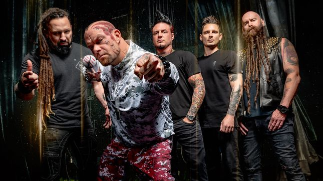 FIVE FINGER DEATH PUNCH - A Decade Of Destruction - Volume 2 Release Dates Changed