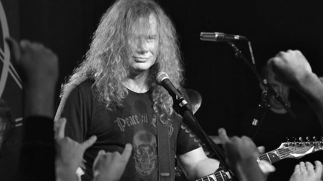 "VIC AND THE RATTLEHEADS aka MEGADETH Perform ""Holy Wars... The Punishment Due"" At Secret Show In 2016; Official Video Streaming"