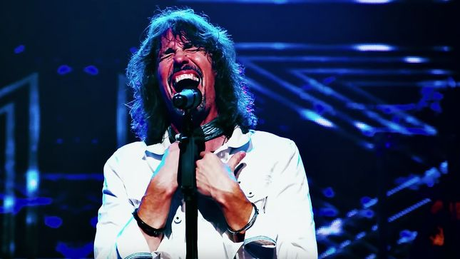 "FOREIGNER Release ""Say You Will"" Video From Double Vision: Then & Now Reunion Concert CD / DVD"
