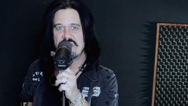 "GILBY CLARKE Performs ""The Gospel Truth"" Live From Quarantine"