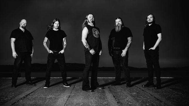 ENSLAVED Discuss Themes For Utgard In New Album Trailer; Video