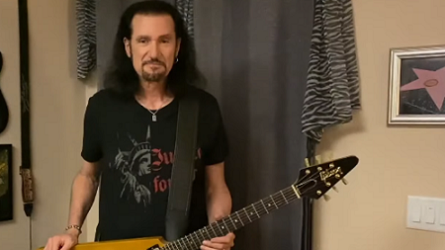 BRUCE KULICK - September Episode Of KISS Guitar Of The Month Streaming