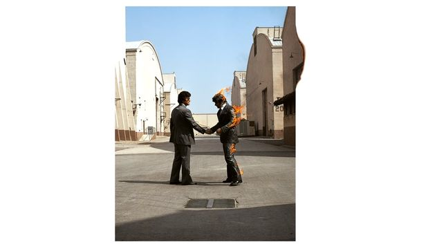 PINK FLOYD - InTheStudio Celebrates 45th Anniversary Of Wish You Were Here Album; Audio Interview