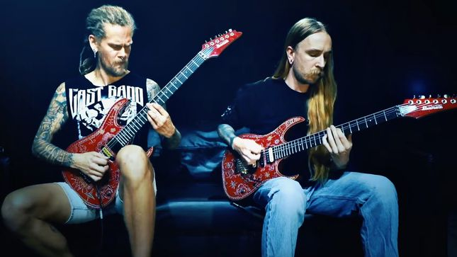 "AVATAR - ""Silence In The Age Of Apes"" Guitar Playthrough Video Released"