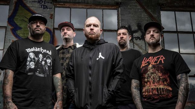 "HATEBREED Launch Lyric Video For New Song ""Cling To Life""; Weight Of The False Self Album Out Now"