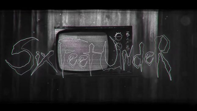 "SIX FEET UNDER Premier Lyric Video For New Single ""Zodiac"""