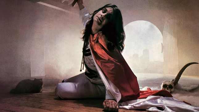 OZZY OSBOURNE - 40th Anniversary Expanded Digital Edition Of Landmark Debut Album Blizzard Of Ozz Out Friday; Includes Seven Currently Unavailable Live Tracks; Two Longform Videos Also Available