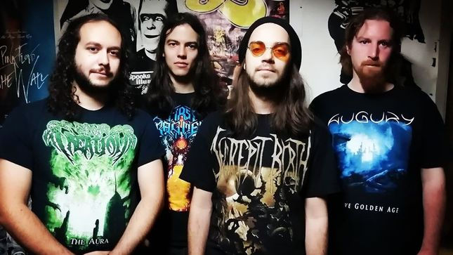 SKYLESS AEONS Sign To CDN Records For Drain The Sun Album