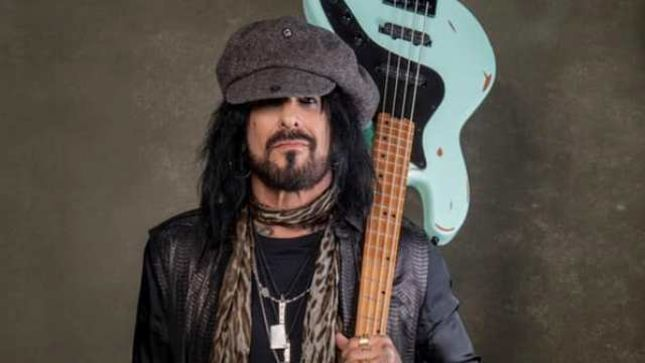 "NIKKI SIXX Talks Recovery, Sobriety, Advocacy - ""It Was Not Glamorous Being An Addict; It Ends In A Coffin"""