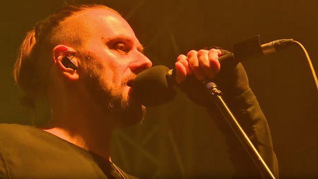 "RIVERSIDE Release ""Vale Of Tears"" Live Video"