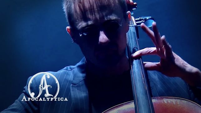 "APOCALYPTICA Performs METALLICA's ""Enter Sandman"" At With Full Force Festival 2018; HQ Video"