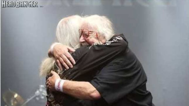 OZZY OSBOURNE / URIAH HEEP Drummer LEE KERSLAKE Dead At 73