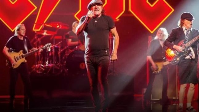 Did AC/DC Just Show Us A New Band Photo? Yes!