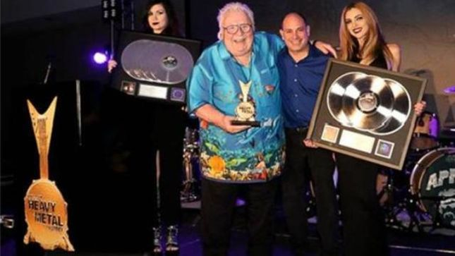 Metal Hall Of Fame CEO Pays Tribute To Drum Legend LEE KERSLAKE -
