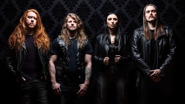 "UNLEASH THE ARCHERS Vocalist BRITTNEY SLAYES - ""When It Comes To Music, Even If You Think It's The Worst Thing Ever, It Probably Helped Someone Feel Better Or Battle Some Hardship In Their Life"""