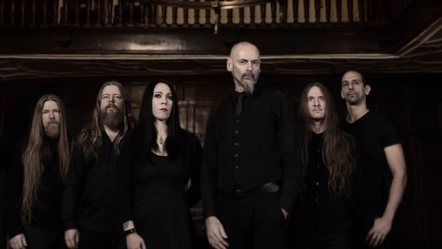 MY DYING BRIDE Release New Video Trailer For Upcoming Macabre Cabaret EP