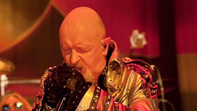 """ROB HALFORD Says JUDAS PRIEST Have """"Practically A Complete Album"""" Ready To Go"""